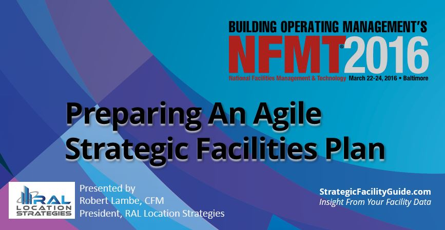 Agile Facility Planning Presentation